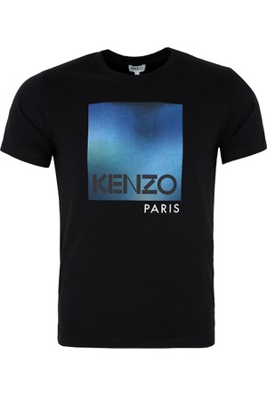 Kenzo Erkek T-Shirt Beyaz F765TS0924SG