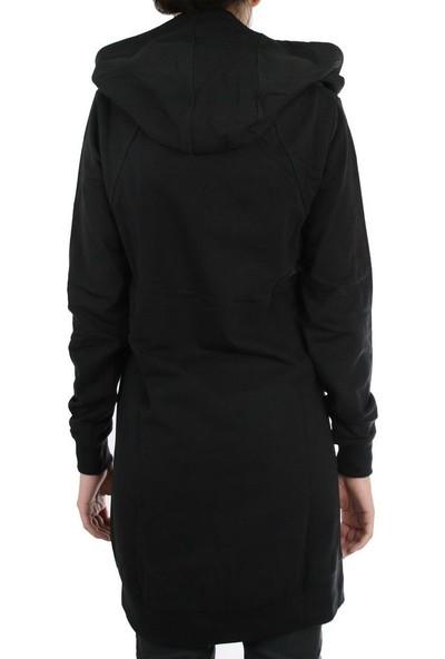 Dc Knolls Black Kadın Sweatshirt