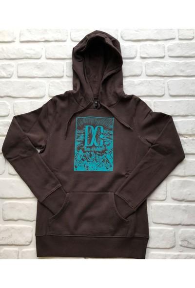 Dc Board Ph Coffee Kadın Sweatshirt