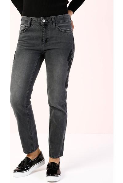 Colin's Füme Kadın Pantolon