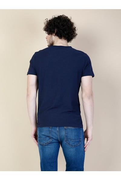 Colin's Lacivert Erkek T-Shirt