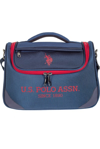 U.S. Polo Assn. Makyaj Çantası Plmkyj7619 Lacivert