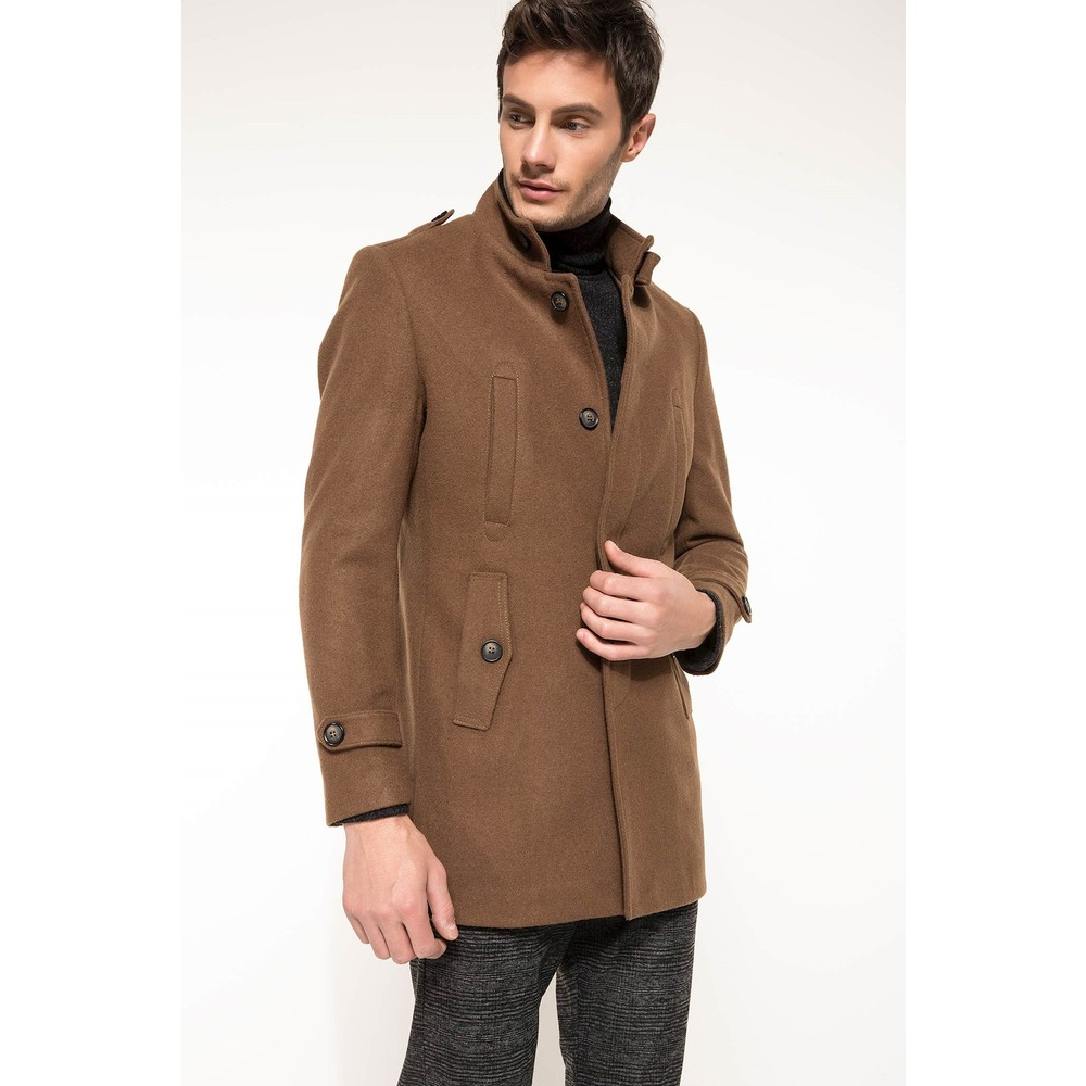 Kışın Trend Parçaları : Kaşe Ceketler