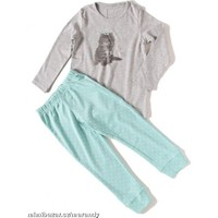Losan Kız Çocuk Pijama Takımı 5 Yaş