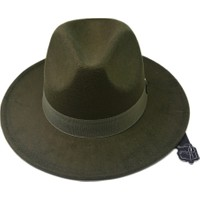 Modamarka Shop Erkek Haki Fötr Şapka
