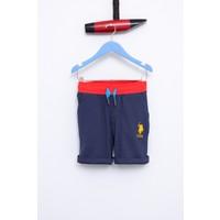 U.S. Polo Assn. Erkek Çocuk Filip Şort Lacivert