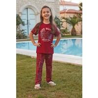 Feyza 3218 Kısa Çocuk Kısa Kol Pijama Takımı