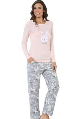 Özkan Underwear Welsoft Kadın Pijama Takımı 23577