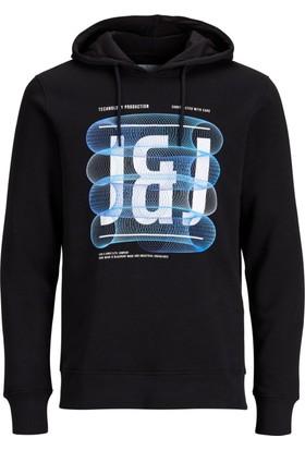 Jack & Jones Sweatshirt Jcopaul 12131563-BLK