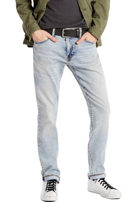 Levi's Erkek Jean Pantolon 511 Slim Fit 04511-2194