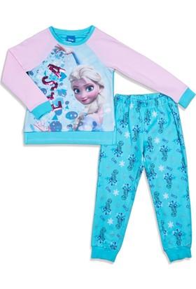 Disney Frozen Çocuk Pijama Takımı 12422