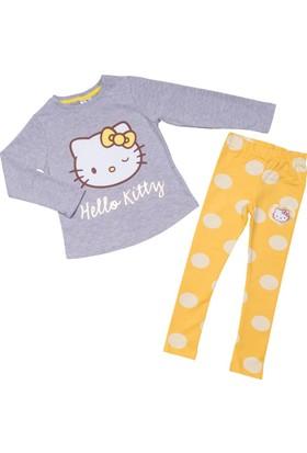 Hello Kitty Çocuk Pijama Takımı 12359