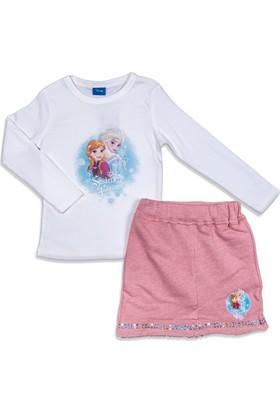 Disney Frozen Çocuk Etekli Takım 12660