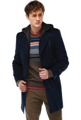 Dewberry Plt8334 Erkek Palto