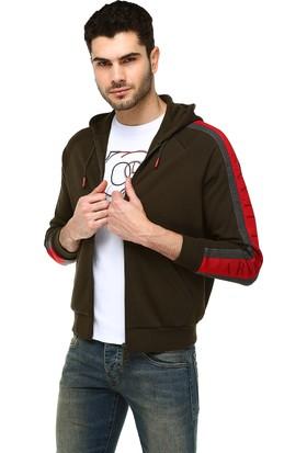 Armani Jeans Erkek Sweatshirt