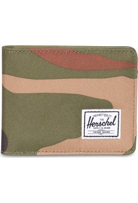 Herschel Roy Rfid Yeşil Cüzdan 10363.00032