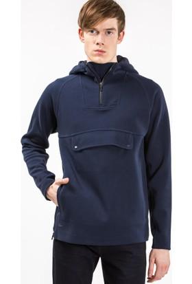 Lacoste Kadın Siyah Sweatshirt SH6959.166