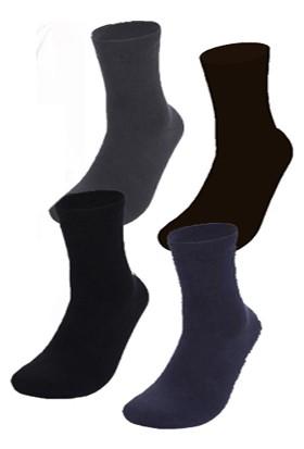 Gabriel Najdorf Organic Socks 4 Adet Bambu Uygur Erkek Çorap