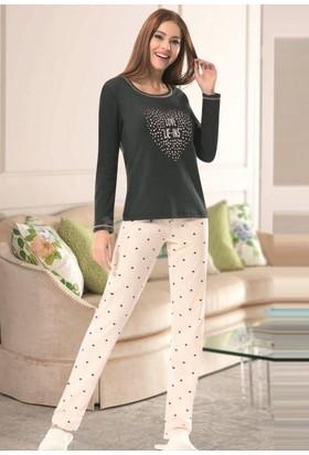 Nbb 66201 Bayan Pijama Takımı