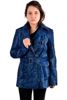 Pegia Cavallino Deri Kadın Ceket 17Cb09