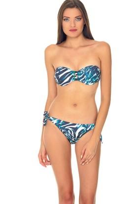 Dagi Tasarım Dolgulu Straplez Bikini