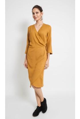 Clandestino Anvelop Elbise