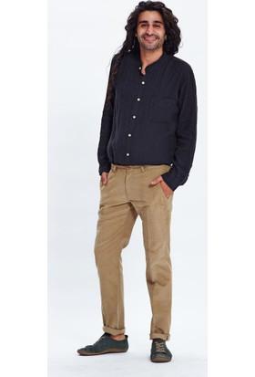 Clandestino Kadife Pantolon