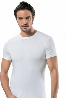 Erdem 1122 Sıfır Yaka Erkek Tshirt Fanila