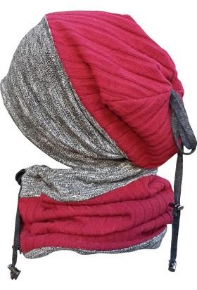 Babygiz Şapka Boyunluk Takım Nsb015