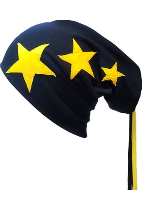 Babygiz Yıldız Desenli Şapka Ns0032