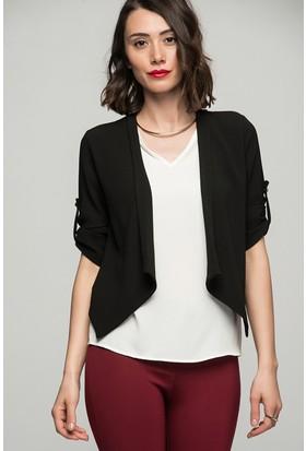 Womenice Ceket Bluz