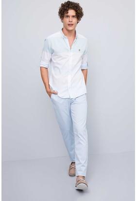U.S. Polo Assn. Erkek Ryan7Y-Ing Pantolon Açık Mavi