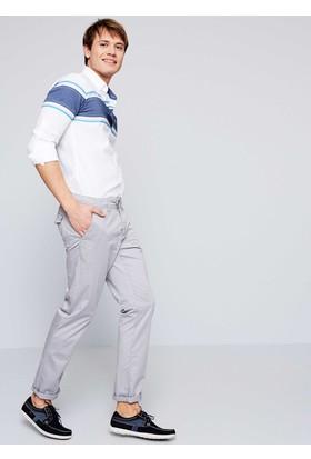 U.S. Polo Assn. Erkek Ryan7Y-Ing Pantolon Gri