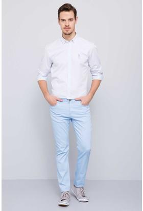 U.S. Polo Assn. Erkek Paula7Y-İng Pantolon Mavi