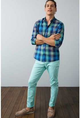 U.S. Polo Assn. Erkek Paula7Y-İng Pantolon Mint