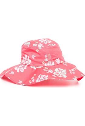 U.S. Polo Assn. Kız Çocuk Veomar Şapka Pembe