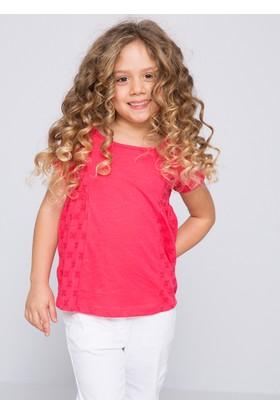 U.S. Polo Assn. Kız Çocuk Lizkids7Y Pantolon Beyaz