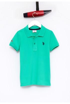 U.S Polo Assn. Tp01İy7 Erkek Çocuk T-Shirt