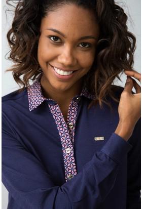 U.S. Polo Assn. Kadın Henis Sweatshirt Lacivert