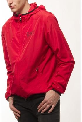 Emporio Armani Erkek Kırmızı Mont