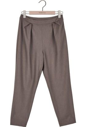 Yargıcı Kırma Detaylı Pantolon