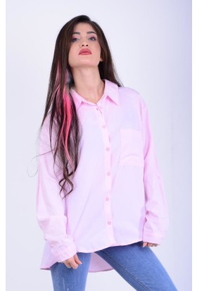 Cazibe Kadın Gömlek 17-1B469040