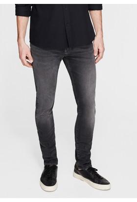 Mavi Erkek James Mavi Black Gri Jean Pantolon