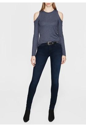 Mavi Kadın Adriana Gold Lux Move İndigo Jean Pantolon