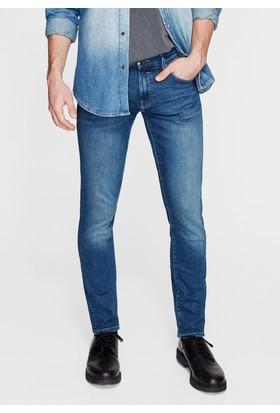 Mavi Erkek Jake Mavi Amerika Jean Pantolon