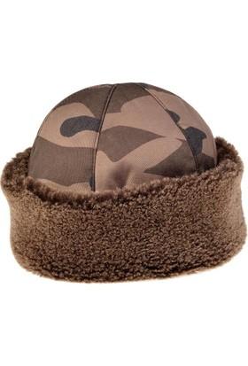 Pegiaİçi Kürk Kamuflaj Diriliş Şapka 18AS10 Haki