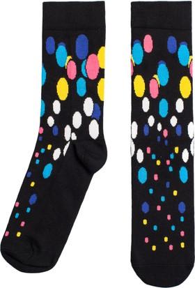 Socks ++ Funfair Kadın Tasarım Desenli Soket Çorap
