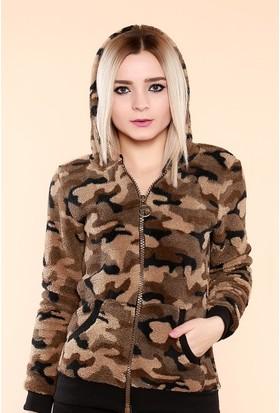 Zemin Giyim Kadın Sweatshirt-951-1