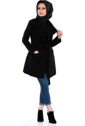 Zemin Giyim Kadın Kaşe Kaban-16351