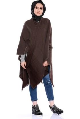 Zemin Giyim Kalın Kadın Şal-101